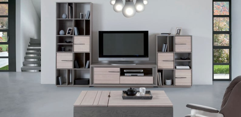 salle manger minnesota zen ch ne massif et m tal. Black Bedroom Furniture Sets. Home Design Ideas