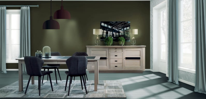 salle manger lille et valenciennes l 39 univers interieur. Black Bedroom Furniture Sets. Home Design Ideas