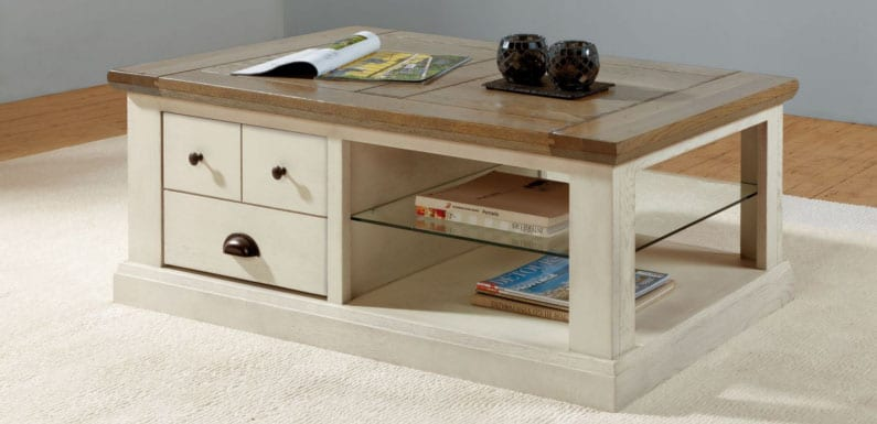 meuble de salon - table basse