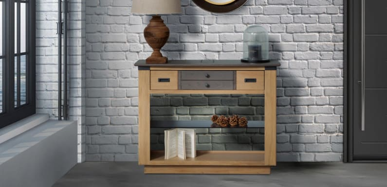 meuble de salon - console
